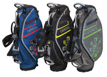 Brand New BOYEA Golf Rack Bag Golf Package 10 Holes Nylon Golf Cart Bag 3 Colors EMS Free Shipping
