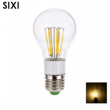 e27 led 3w 6w B22 cob filament 12V lamp dimmable bulb 110V/220V bulb 3W 6W e27 led lamp filament housing cob corn blub e27 B22