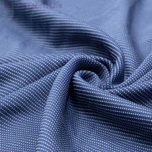 180cm*5yards two color dot knitted function sport breathable and quick drying mesh fabric for shirt,sport cloth,leisure cloth(China)