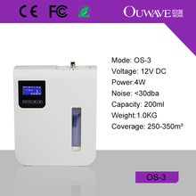 2016 Newest home top selling plastic oil difuser,scent diffuser,fragrance nebulizer OS-3