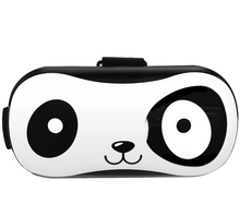 Panda Google 3D Glasses Virtual Reality Box VR Goggles Rift for iPhone 6 Plus 4.7 5.5 6 inch Android iOS Smartphone