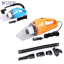 pretty Fashion 12V 120W Suction Mini Vehicle Car Handheld Vacuum Dirt Cleaner Wet & Dry M27(China)