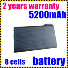 JIGU Hot Replacement 8 cells Laptop battery FOR DELL Latitude CPt C Series CPx H Series PP01X Precision M50 Workstation M50(China)