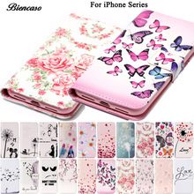 Luxury Cases For iPhone X 10 8 7 6s Plus 5s SE 5C PU Leather & TPU Silicone Cover Case For iPod Touch 5 6 Coque Fundas B00