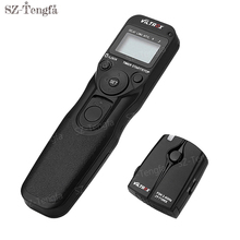 JY-710-N3 LCD Wireless Timer Remote Controls for Nikon D3300 D5200 D610 D7200 D750 D90(China)