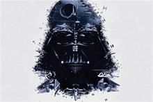 Custom Canvas Art Painting Star Wars Poster Star Wars Sticker Mural Darth Vader Wall Stickers Comic Wallpapers Decoration #1140#