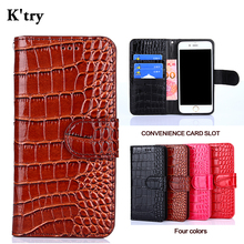 K'try Case for Xiaomi Redmi 4 Note 4 Note 4X 4 Pro 4A Wallet Flip Cover for Xiaomi Redmi 4 Pro Mobile Phone Leather Case(China)