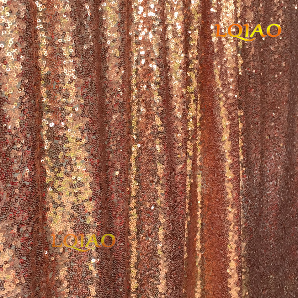 Rose Gold Sequin Backdrop-009