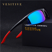 VESITIVE New Popular Polarized Sunglasses Men Cool Camouflage Frame 2017 Sport Sun Glasses High Quality Glasses and Accessories