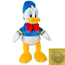 Donald Duck Plush Toy Cute Stuffed Animals 50cm 20'' Minnie Mickey Baby Kids Toys for Children Gifts