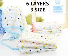 1PCS Cute cartoon baby stuff soft air conditioning New baby hold blanket baby towel comfortable bath towel bandana bibs