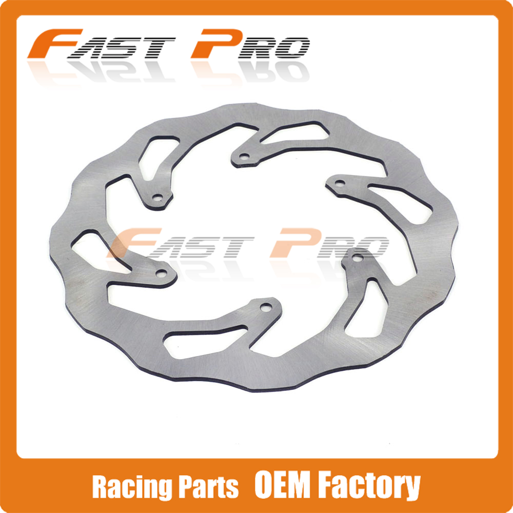 250MM Front Wavy Brake Disc Rotor For RM125 RM250 DRZ250 DR250 RMX250 DR350 DRZ400 Motocross Enduro Supermoto<br>