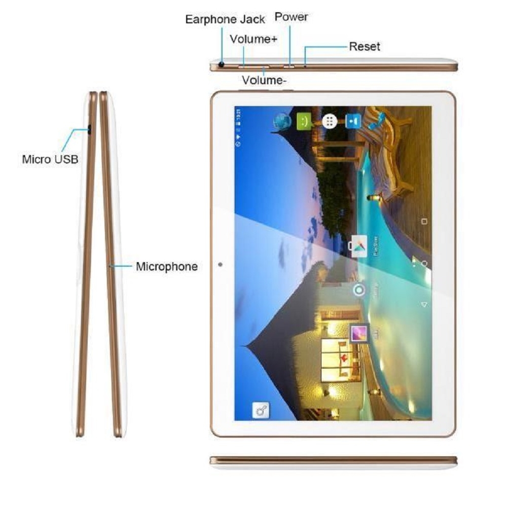 tablet wifi quad core 3g
