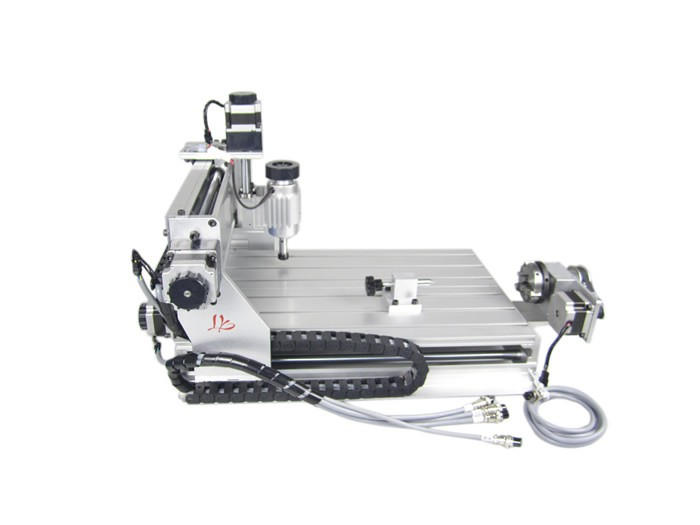 CNC 3040 DQ 4axis (15)