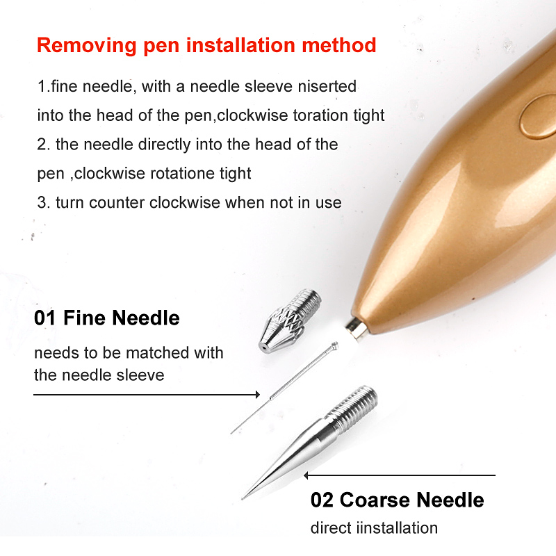 LCD Plasma Pen tattoo Mole Removal pen Dark Spot Remover for face skin spot remover machine laser Point Pen device Beauty Care (1)