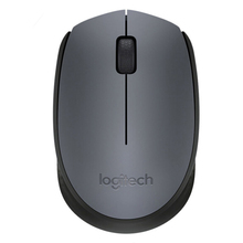 Logitech M170 1000dpi Optical Wireless Mouse Mini Portable Mouse For PC Laptop Notebook support Office Certification(China)