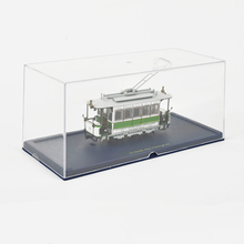 Brand New 1/87 Scale Atlas Tram Toys Motrice N 13 (CGFT)-1907 Diecast Tram Model 1:87 Model Train Vehicles Collections Gift(China)