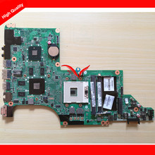 Original 630279-001 615279-001 DA0LX6MB6H1 / DA0LX6MB6G2 Laptop motherboard for HP Pavilion DV6 Notebook PC