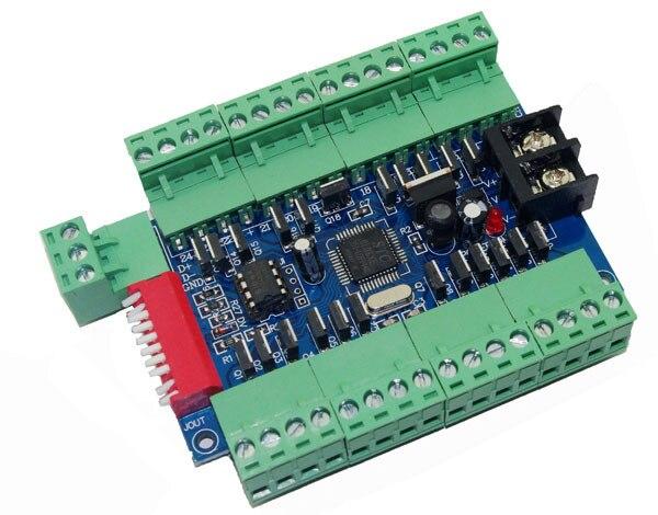 24 CH DMX Dimmer Controller Board ,24 CH DMX 512 Dimmer<br>