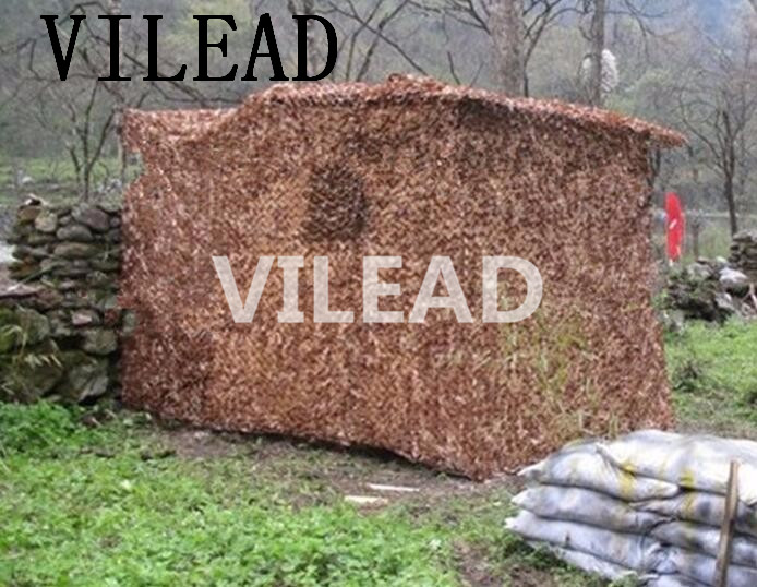 VILEAD 3M*3M Free Shipping Desert Camo Netting Camouflage Net for Birthday Party Decoration Hunting Camping Military<br>