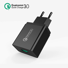 SEGSI USB Phone Tablet Charger Quick FAST Charging QC3.0 Portable Travel Chargers Compatible with Most Devices