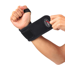 1PCS Single Pack Sports Wristband, Outdoot Sports Neoprene Wrist Protector for Football/Basketball/Badminton(China)