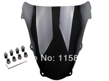 Dark Smoke Windscreen Windshield For SUZUKI SV650 2003 2004 2005 SV1000 2003 FREE SHIPPING(China)