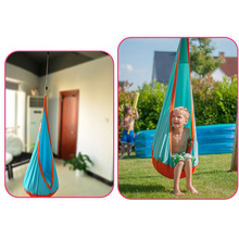 Baby swing indoor hanging chair swing children bag brand export outdoor recreation leisure small swing