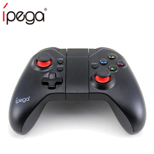 Buy IPEGA PG-9037 PG 9037 Wireless Gamepad Bluetooth Game Controller Adjustable Holder Android/ iOS Tablet PC Smartphone TV Box for $22.79 in AliExpress store