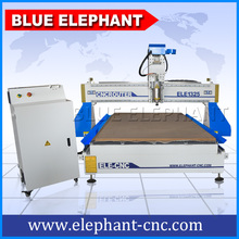 High Quality Vacuum Table Wood Cnc Router ELE1325 Direct Manufacture Wood Cnc Router Machine For Sale(China)
