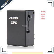 Buy New Version!!! Aokatec AK-G7 Camera Wireless GPS receiver Nikon D7000 D7100 D7200 for $67.91 in AliExpress store
