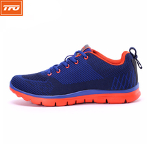 TFO Men Sport Trail Running Shoes Brand Athletic Shoes Man City Jogging Breathable Foldaway Driving Outdoor Sneakers 8C2572(China)