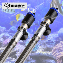 Imagey Submersible Aquarium Glass Heater, for Freshwater Aquarium and Saltwater Aquarium,New Range of Aquarium Supplies(China)