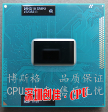 original Intel CPU I5-3320M SR0MX I5 3320M SROMX 2.6G/3M HM75 HM76 HM77 100% chips new and original IC(China)
