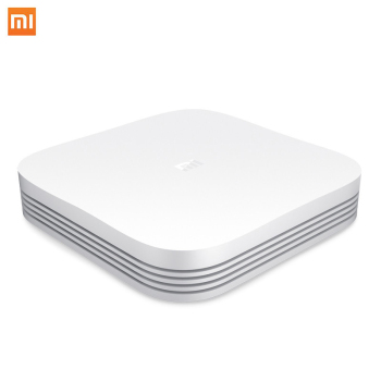 Original Xiaomi Mi TV Box 3S Pro 4K HD Smart TV Box 8G RAM 2 GROM 300M WIFI Media Player with HDMI USB Free Shipping