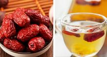 Health Care Xinjiang specialty Ruoqiang  red dates jujube jujube red dates health 500g 103020