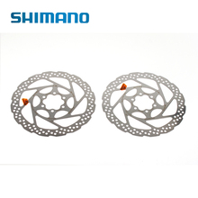 New Original Shimano Stainless Steel SM-RT56 Bike Bicycle Cycling Disc Brake Rotor 160mm 2pcs + 12 Bolts(China)