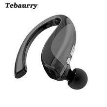 Tebaurry X16 Bluetooth Headset Wireless Headphone Bluetooth Earphones Sport Stereo Super Bass Earbuds With Mic for phone iphone(China)