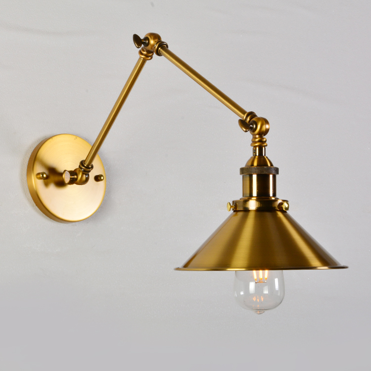 Vioslite Bronze Like A20CM Retro Loft Edison Wall Lamp Bedroom Louis Poulsen For Home Up LED Rustic Industrial Wall Sconce Lamp<br><br>Aliexpress