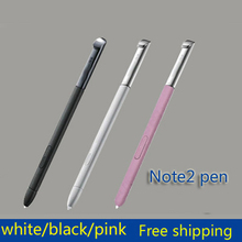 Buy New Original Touch Screen Stylus Replacement Samsung Galaxy Note 2 N7100 N7102 N7105 N7108 N719 T889 I317 E250K S Pen for $5.51 in AliExpress store