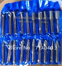 Free shipping, New 20 Pc Rotary Tool Accessory kit For grinder dia.6mm, factory price