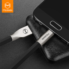 MCDODO USB Data Cable For iPhone 7 6 6s plus Apple Cord Fast Charger USB Micro Cable Charging Android Mobile Phone Cord Adapter(China)
