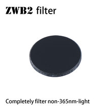 ZWB2 filter für 365nm licht, 20,5mm(China)