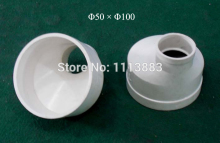 Hose Adapter, Convertor from 50mm to 100mm, Cyclone Dust Collector Separator Accessory