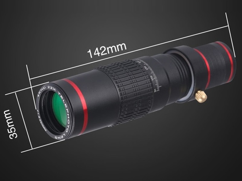 22x mobile phone lens 4