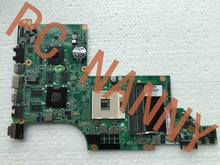 Original DA0LX6MB6H1 605320-001 for HP DV7 Laptop Motherboard HM55 Non-integrated with 1GB Graphics DDR3 100% tested working