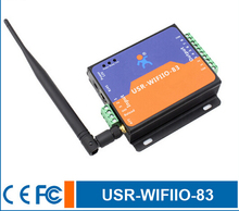 LAN interface 8 Channels WIFI Relay Board Remote monitoring and control for home automation machine controlling