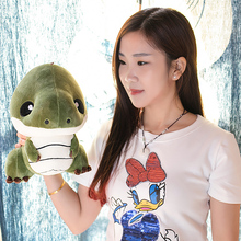 cute little dragon plush toys, dinosaur plush cartoon valentine