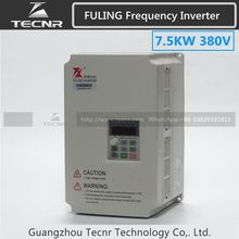7.5KW frequency converter inverter  for 6KW 7.5KW 380V cnc spindle motor FULING brand