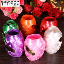 Buy 6pcs/lot Foil Balloon Ribbon 5mm * 10m Wedding Party Decoration Balloons Gifts Happy Birthday Party Supplies Balloon Accessories for $1.51 in AliExpress store